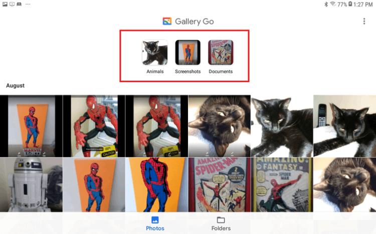 Gallery Go от Google: что это такое и как этим пользоваться