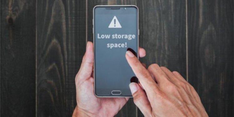 Как освободить место на Android-смартфоне и не потерять важные данные