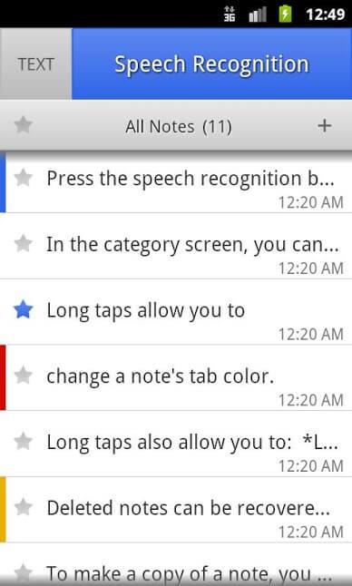 Лучшие приложения для преобразования голоса в текст