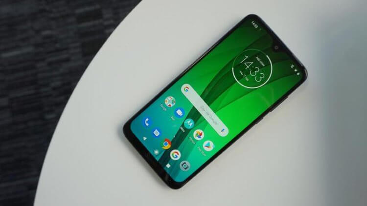 Самые большие смартфоны 2019 года