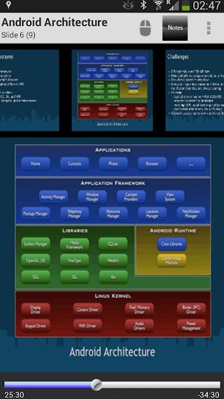 Лучшие программы для создания презентаций на Android