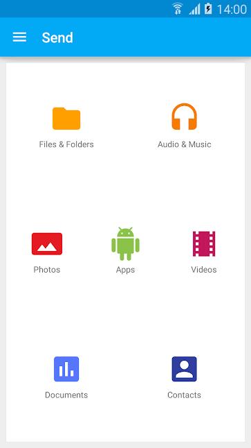 Лучшие приложения для передачи файлов между Android-смартфонами