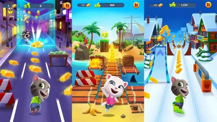 Лучшие Android-игры для детей