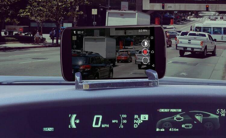 Программы, которые превратят ваш смартфон в видеорегистратор