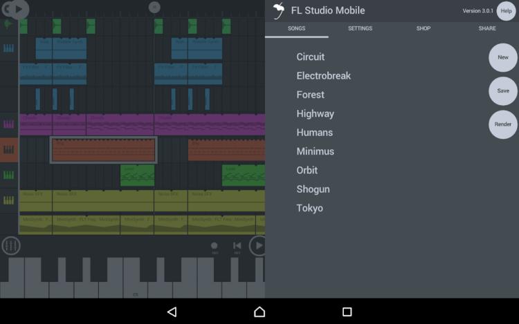 Лучшие программы для создания музыки на Android-устройствах