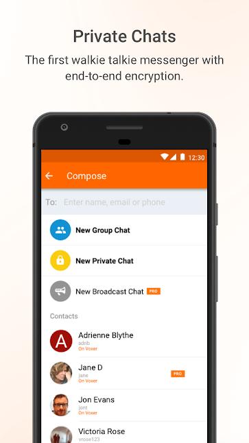 Приложения, которые позволят использовать Android-смартфон как рацию