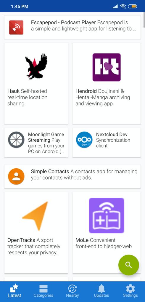Надоел Google Play Store? Вот вам лучшие альтернативы