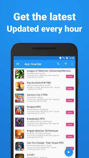 Как получить платные Android-приложения бесплатно