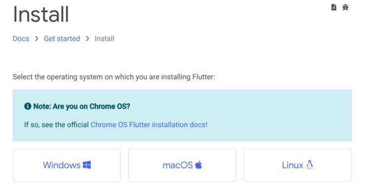 Разрабатываем первое мобильное приложение на Flutter от Google