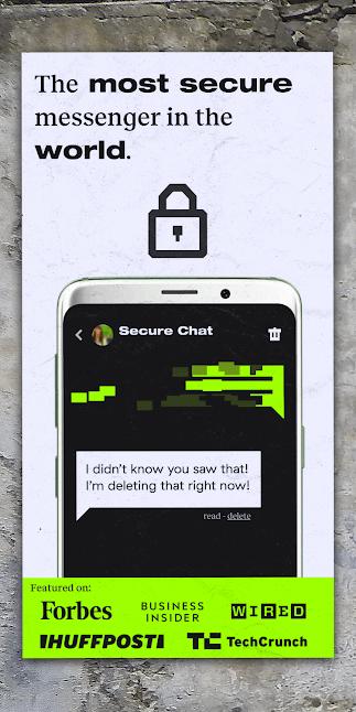 Самые защищенные мессенджеры на Android
