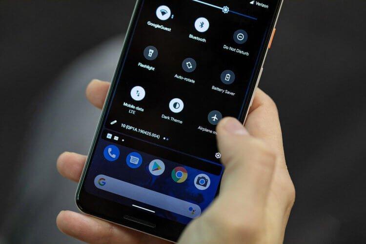 Угадайте оболочку Android по её внешнему виду