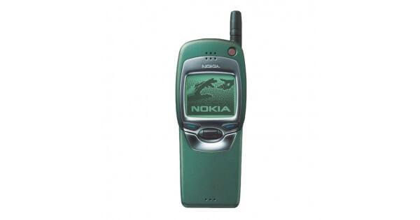 Какими были популярные телефоны с 1980 по 2000 год