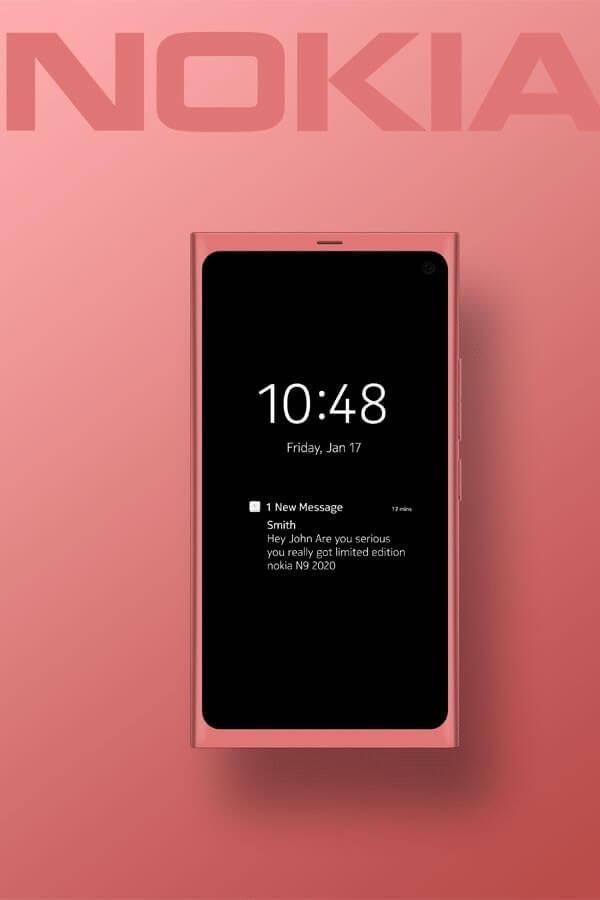 Nokia готовит обновленный N9 2020