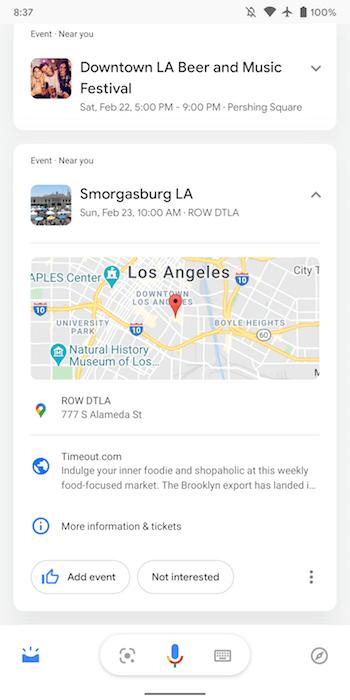 Google Assistant для Android получил новый режим